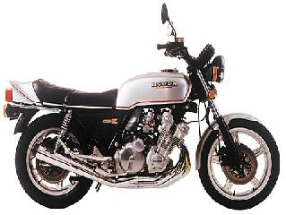 Schalthebel CBX 1000 Honda gebraucht